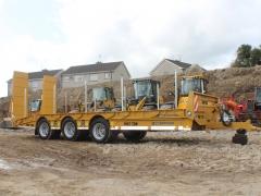 Hogg Engineering Low Loader 33 ton