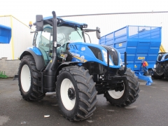 Newholland T6.145 Loader ready 246 hours
