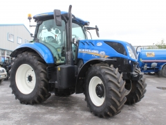 Newholland T7.190 2021 demo 160 hours