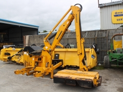 Mcconnel PA6500 2012 hedgecutter