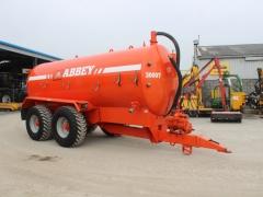 Abbey tandem axle 3,000G TANKER