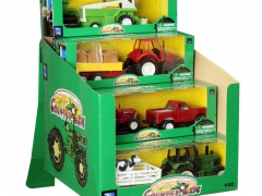 1:32 Farm Tractors 4 Assorted Styles