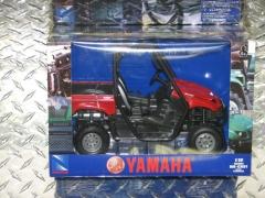 YAMAHA RHINO 700 FI 4X4 1:12 DIE-CAST