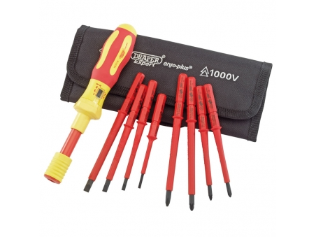 interchangeable vde torque screwdriver set. Black Bedroom Furniture Sets. Home Design Ideas