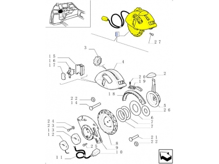 Ezgo Golf Cart Engine besides Kawasaki Vulcan Vn750 Electrical System And Wiring Diagram further Wiring Diagram 1978 Vespa Piaggio in addition Qianjiang B08 Wiring Diagram additionally Tillotson Carburetor Rebuild. on cushman truckster wiring diagram
