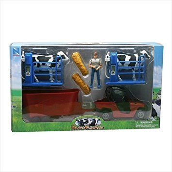 Dairy Farm Life Set Medium Playset