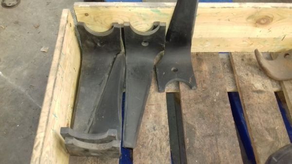 Quick Fit Power Harrow Tine for Kuhn 3003/4