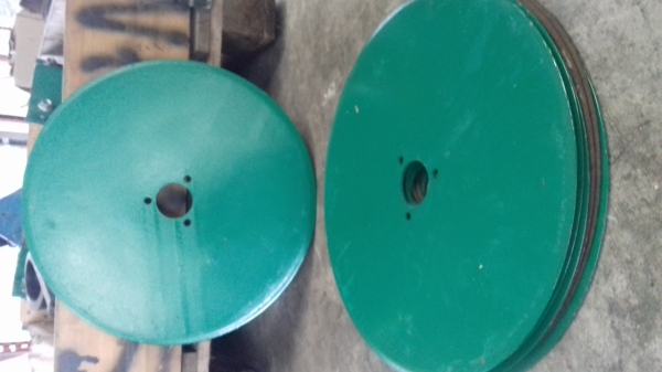 "18"" Disc to Suit Kverneland Plough"