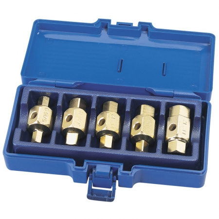 DRAIN PLUG KEY SET (5 PIECE)