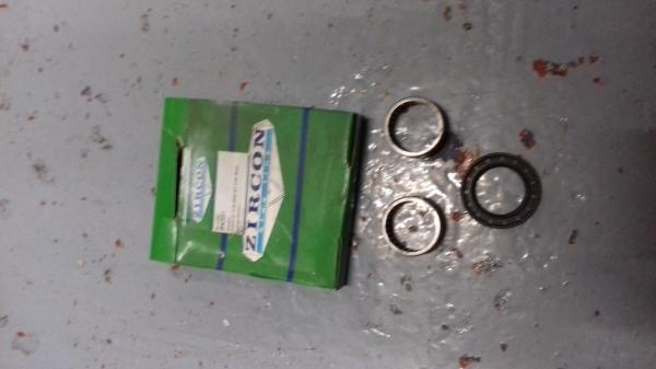 Overum Hub Bearing Kit with seal