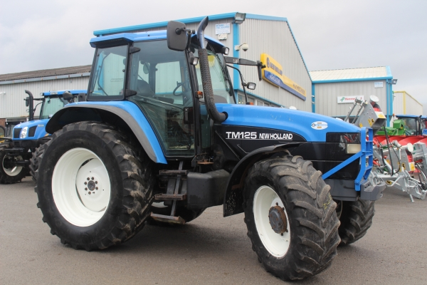 Newholland TM125 RC 2001