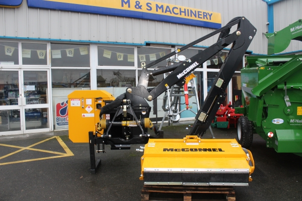 Mcconnel PA6570T Unused 6.5m Motion