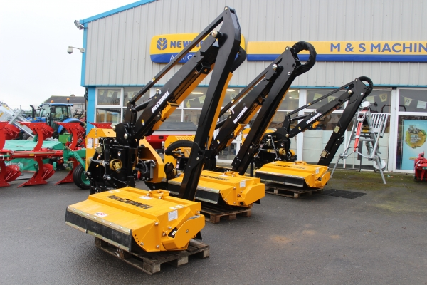 Mcconnel hedgecutters 6m - 7.7m in stock
