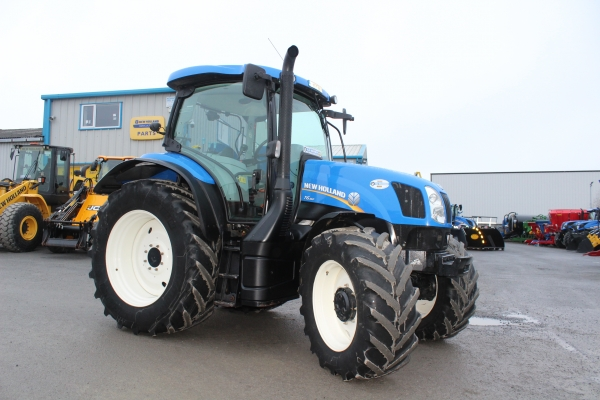Newholland T6.160 2016