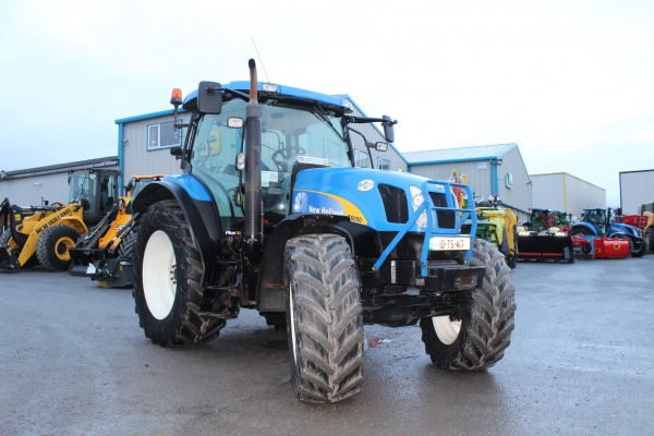 Newholland T6050 2010