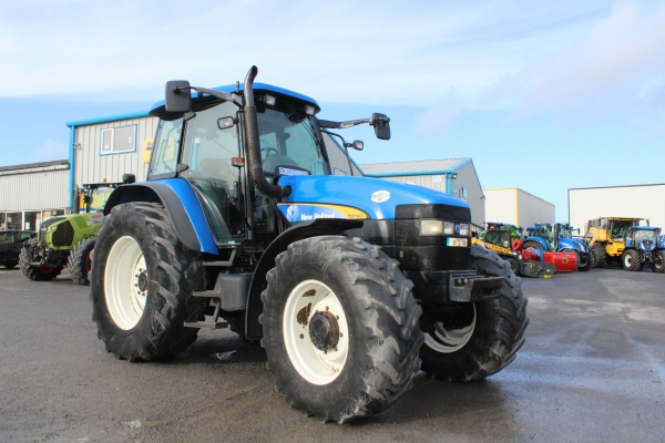 Newholland TM140 RC 2008