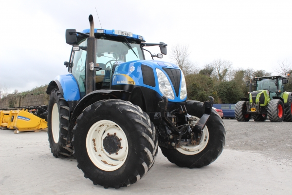 Newholland T6070 RC 40kph 2011