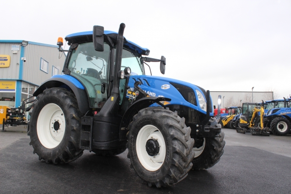 Newholland T6.180 Loader Ready 2018