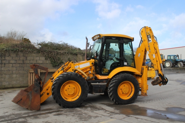 JCB 4CX 2005 Backhoe digger