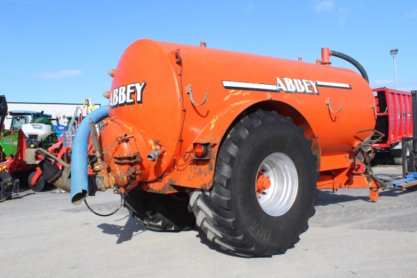 Abbey 2250 slurry tank 2005