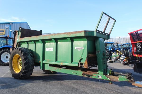 Bunning Spreader 12 ton