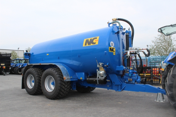 Unused NC 3500G Slurry tanker