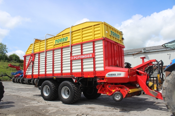 Pottinger Torro 5100 Wagon 2015