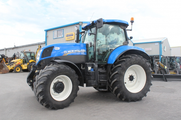 Newholland T7.200 RC 2016 FL & FPTO
