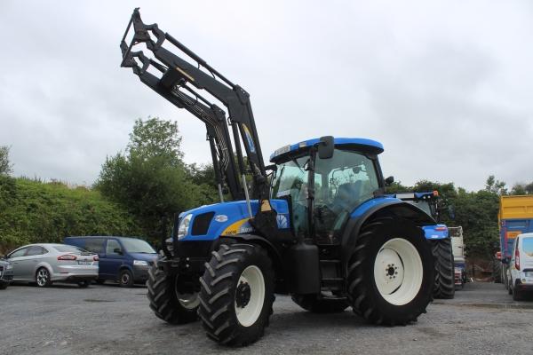 Newholland T6050 2009 + loader