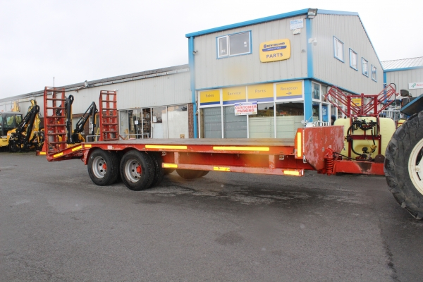 McCauley low loader