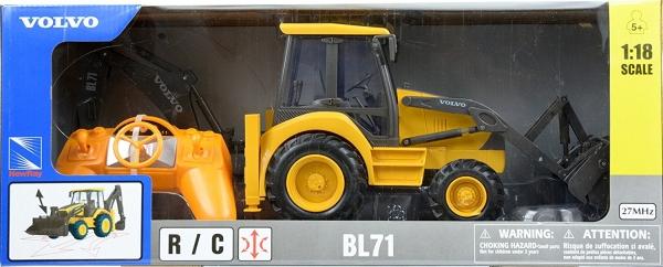 Newray 1:18 Remote Control Volvo BL71