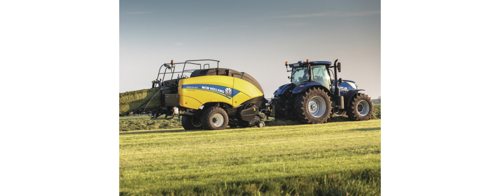 New Holland Famr Machinery