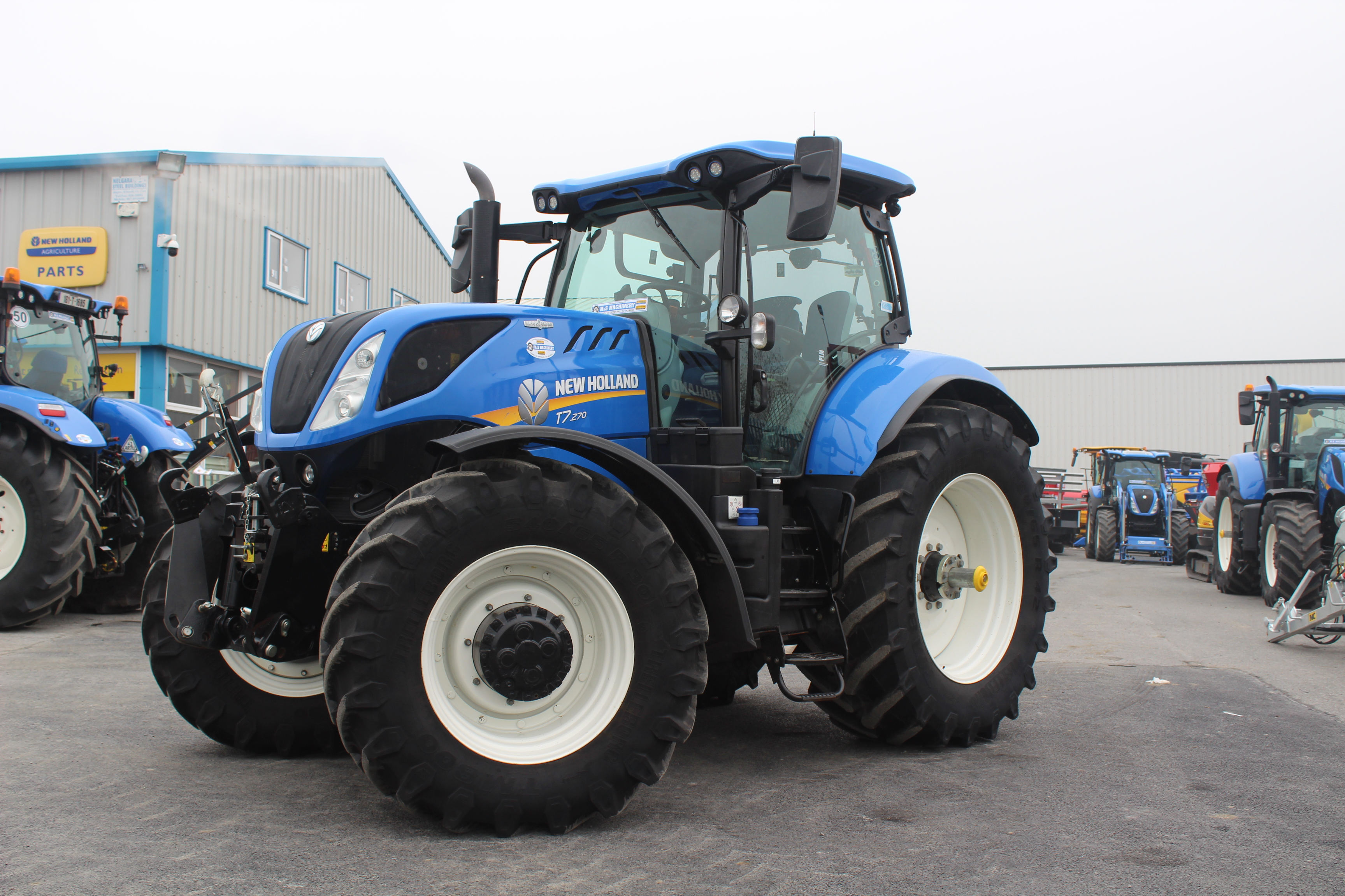 Newholland T7 270 Autocommand GPS Complete